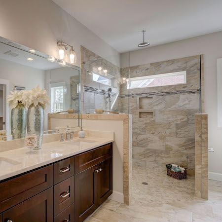 Curbless Showers: When Great Universal Design Meets Growing Overall Demand