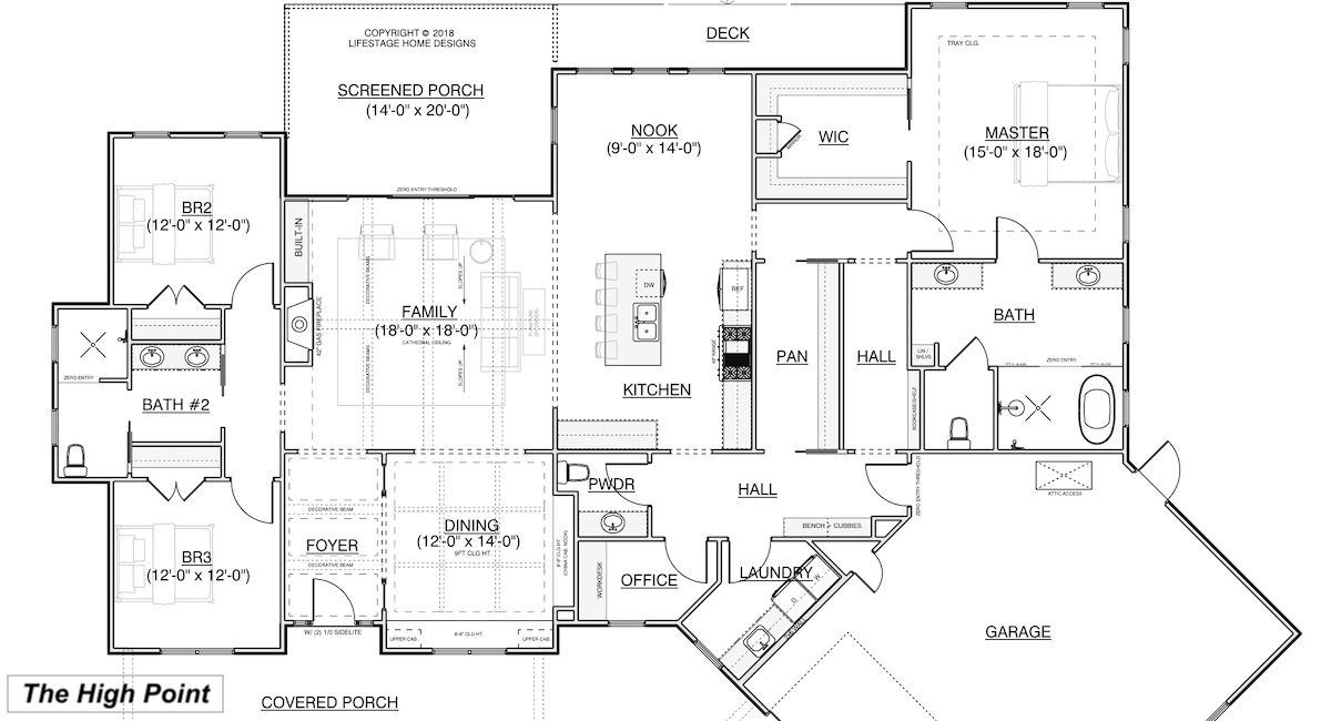 Why Open Concept Floor Plans? Because They Work!
